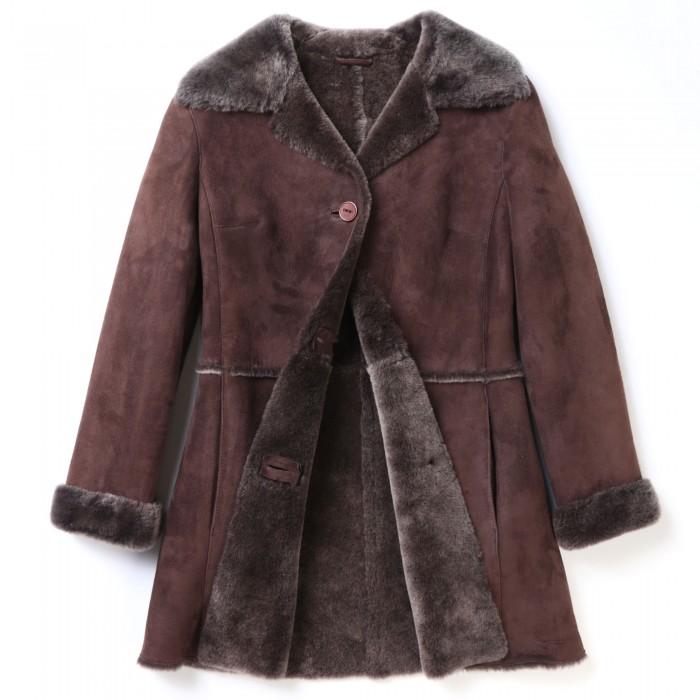 Brooke Shearling Coat