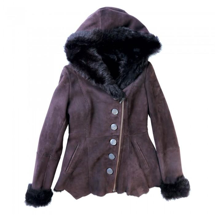 Cosette Shearling Jacket