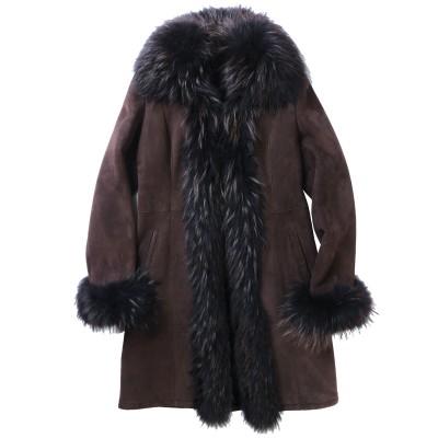 Pomona Shearling Coat