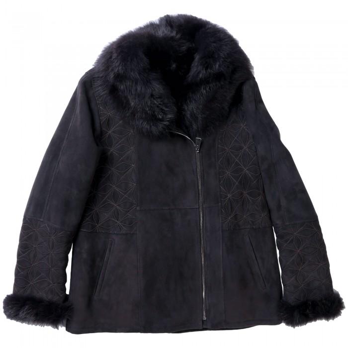 Lilou Shearling Jacket
