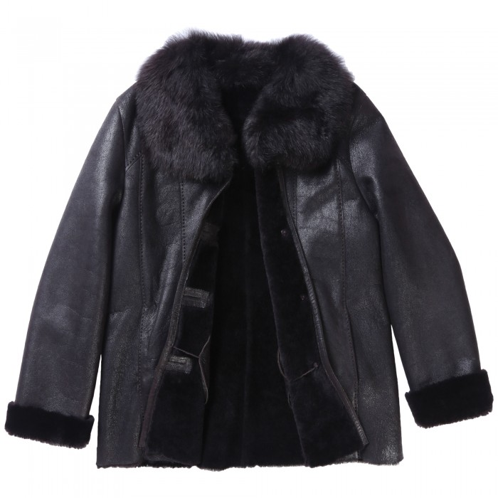 Clementine Shearling Coat