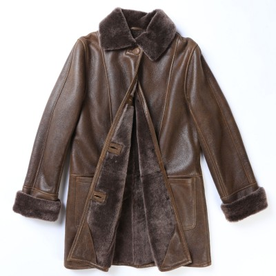 Emeline Shearling Coat