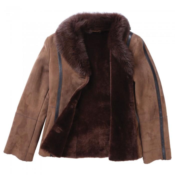 Ginerva Shearling Jacket