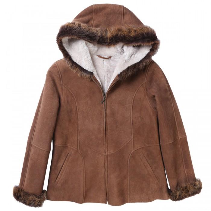 Alia Shearling Jacket