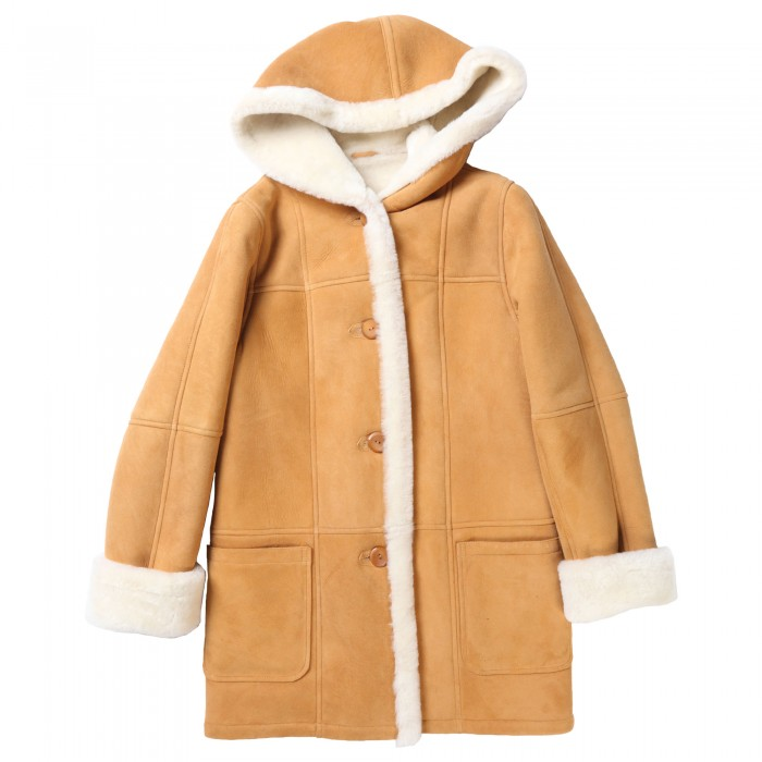 Grenada Shearling Coat
