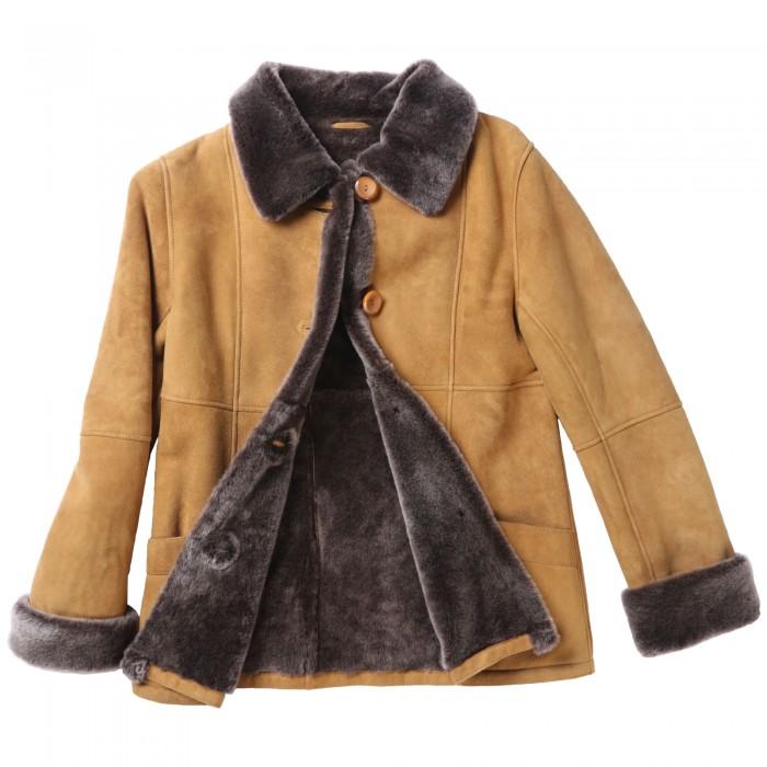 Amoret Shearling Coat