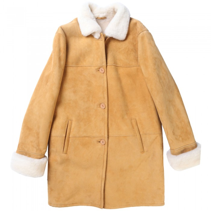 Wyola Shearling Coat