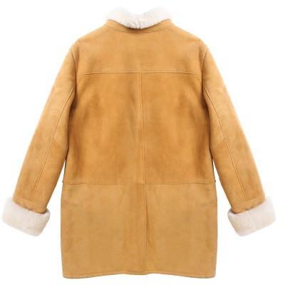 Wyola Shearling Coat