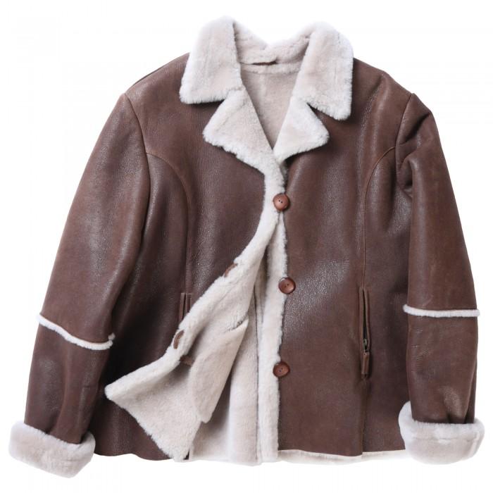 Catriona Shearling Jacket