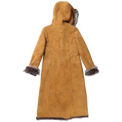 Aurora Shearling Coat