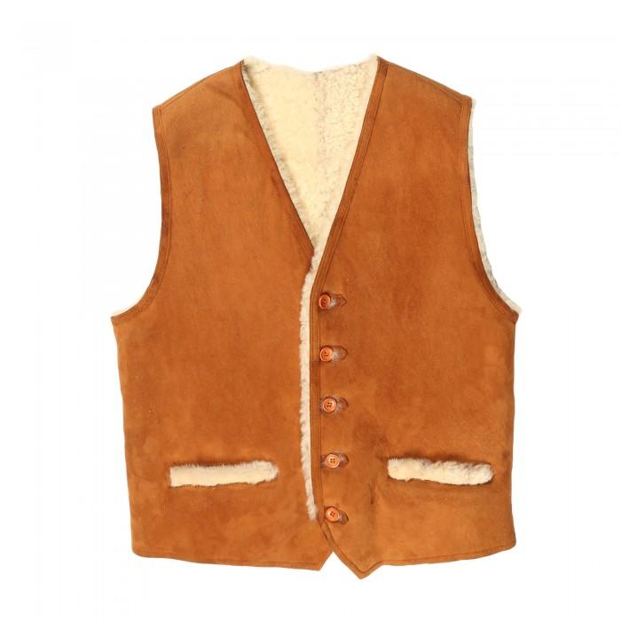 Hudson Shearling Vest