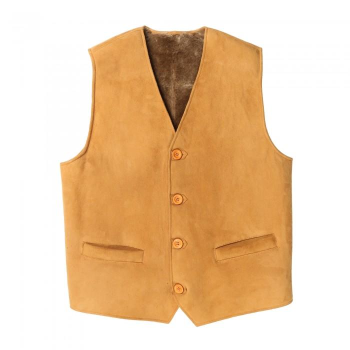Gardner Shearling Vest