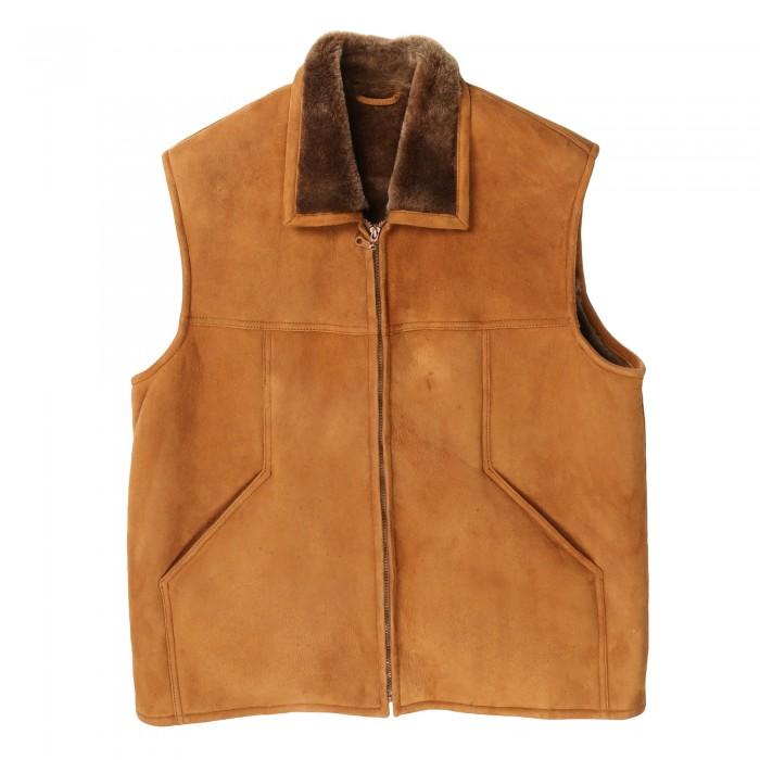Boulder Shearling Vest (LB)