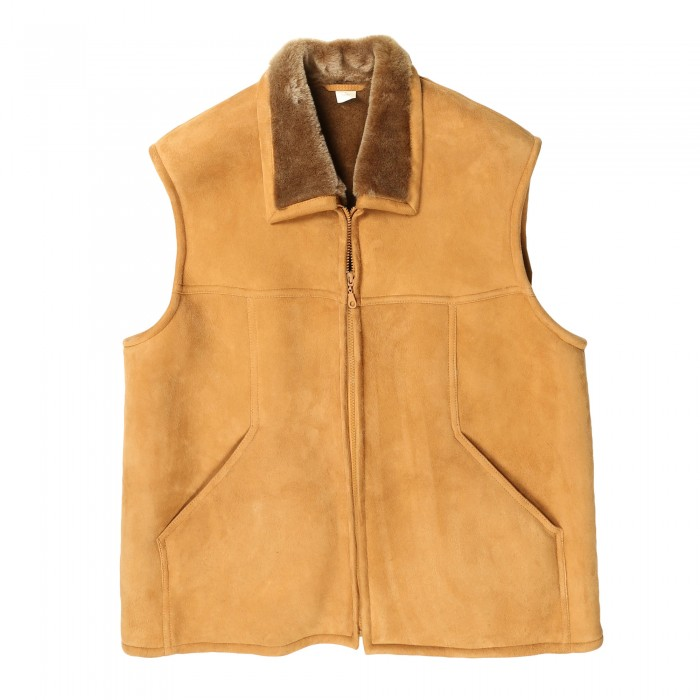 Boulder Shearling Vest (BE)