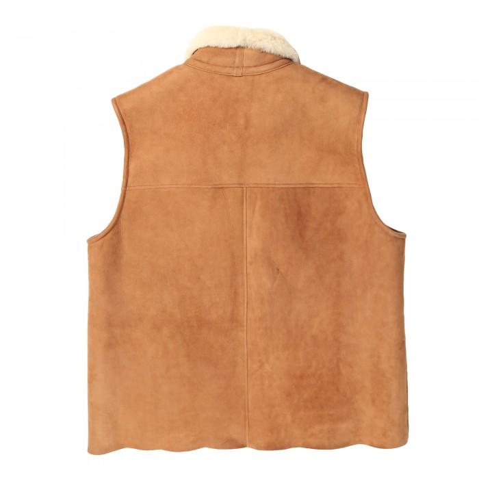 Jefferson Shearling Vest