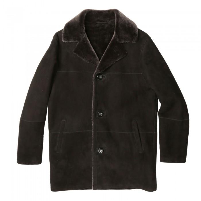 Gunnison Shearling Coat