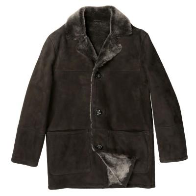 Niagara Shearling Coat