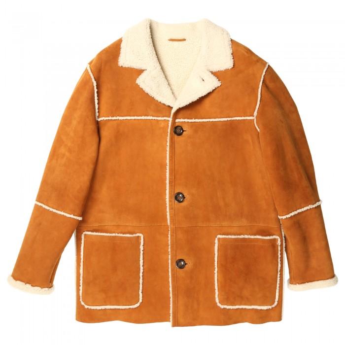 Flint Shearling Coat (B)