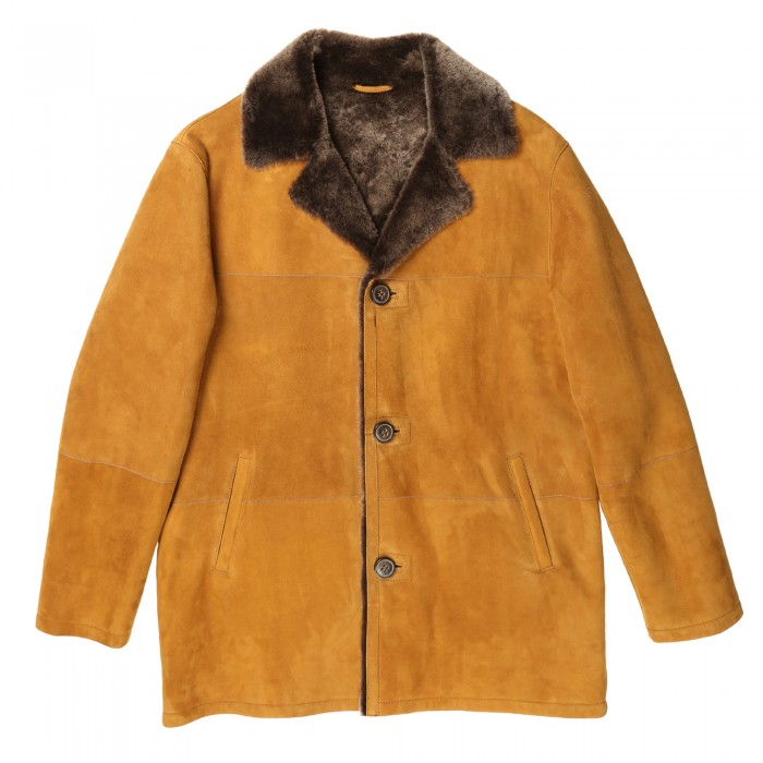 Gunnison Shearling Coat (B)