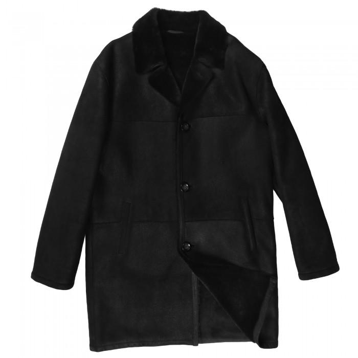 Gunnison Shearling Coat (CB)