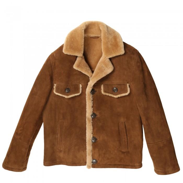 Navajo Shearling Jacket