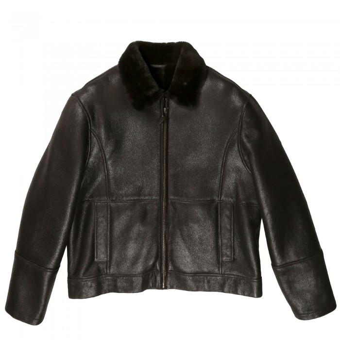 Connolly Shearling Jacket