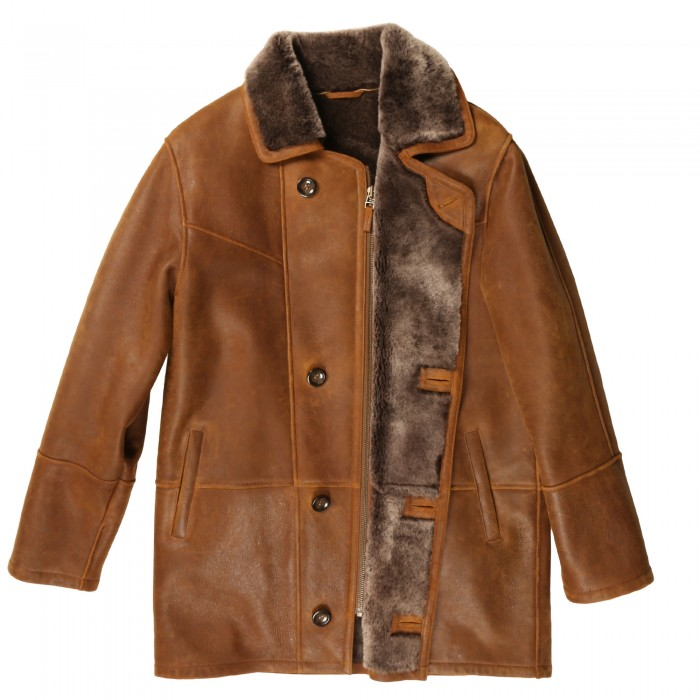 McGregor Shearling Coat