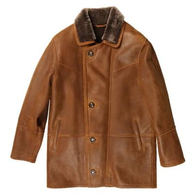 McGregor Shearling Coat