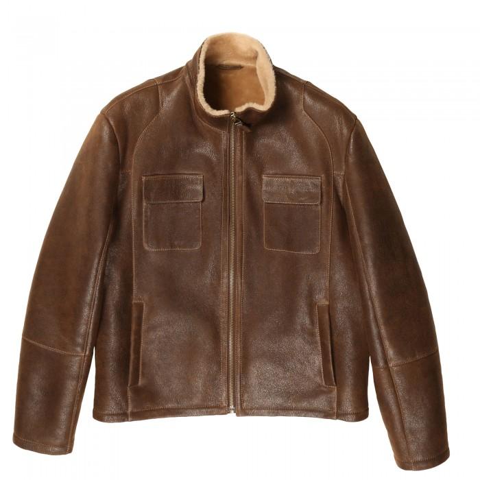 Fording Shearling Jacket
