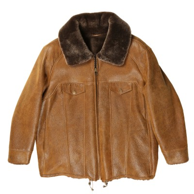 Cole Shearling Jacket