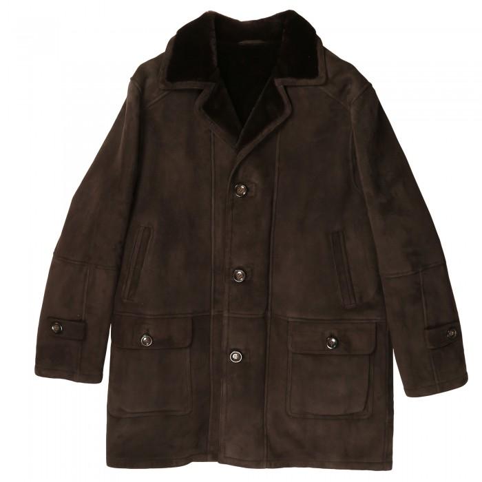 Huron Shearling Coat