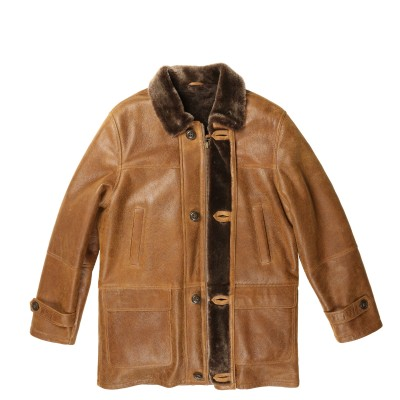 Robson Shearling Coat