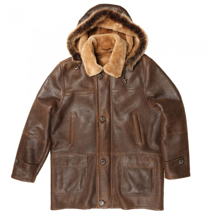 Torpy Shearling Jacket
