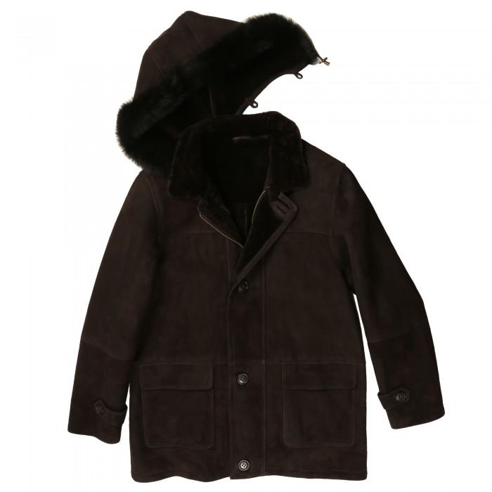 Jackpine Shearling Coat