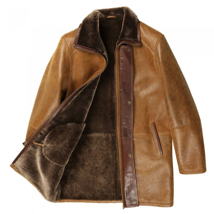 Fraser Shearling Coat