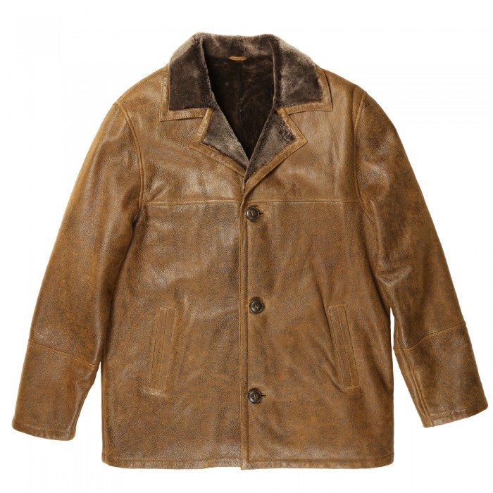 Erie Shearling Jacket