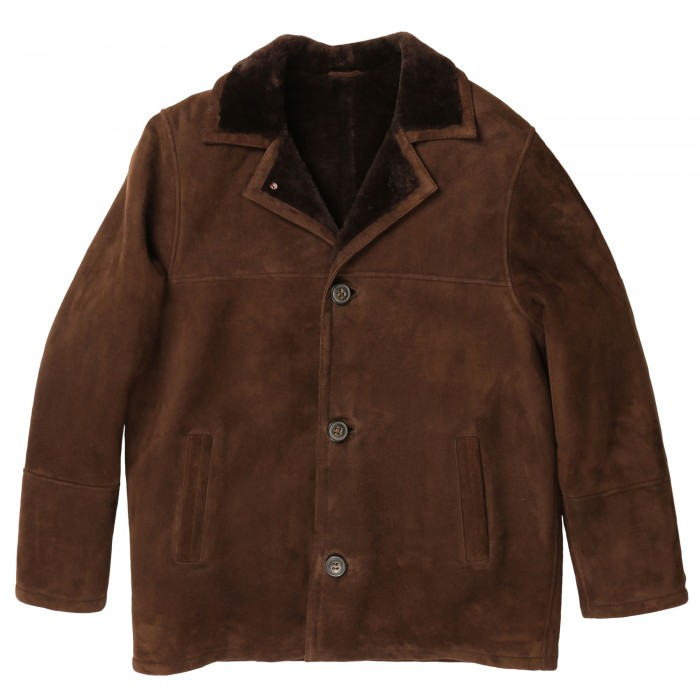 Erie Shearling Jacket (B)