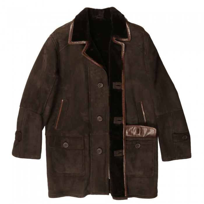 Blane Shearling Coat