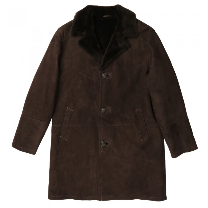 Byron Shearling Coat