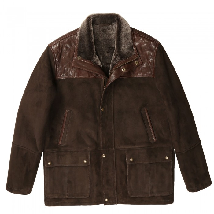 Thorndike Shearling Jacket
