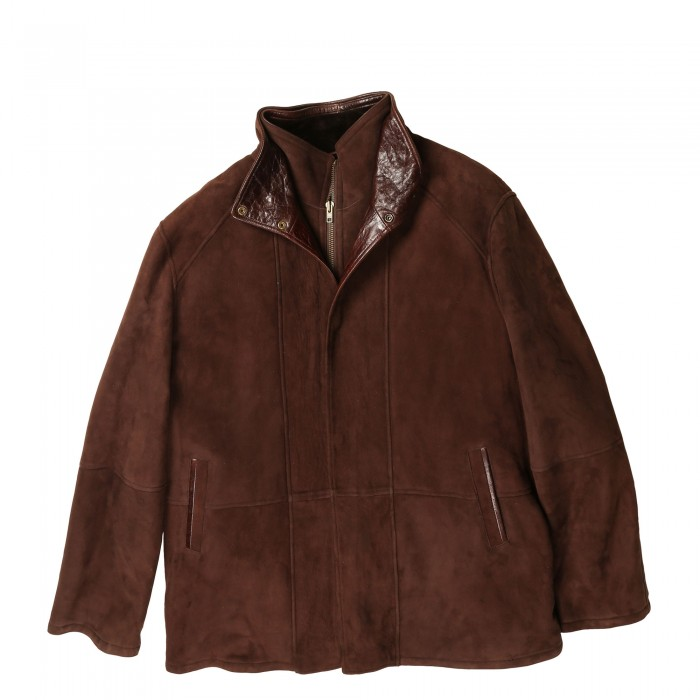 Grinell Shearling Jacket