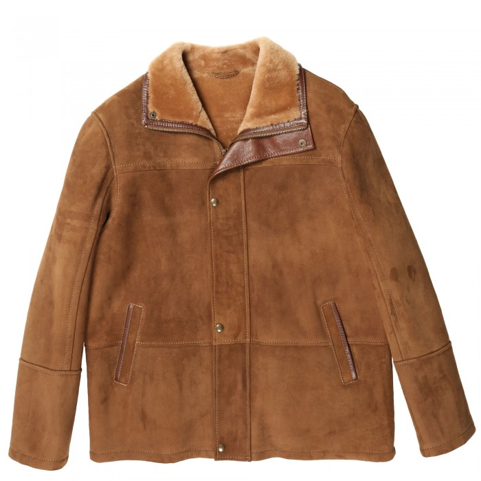 Hutchcroft Shearling Jacket (B)