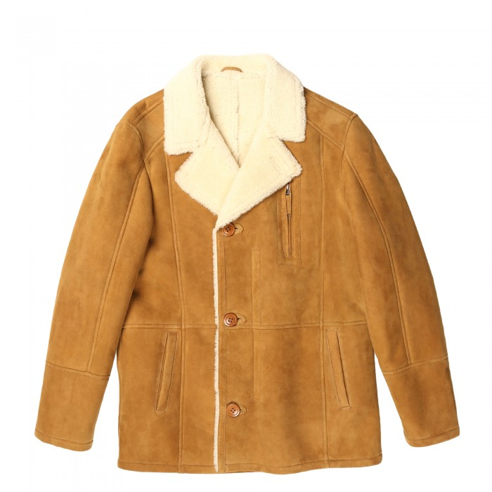 Pierce Shearling Jacket