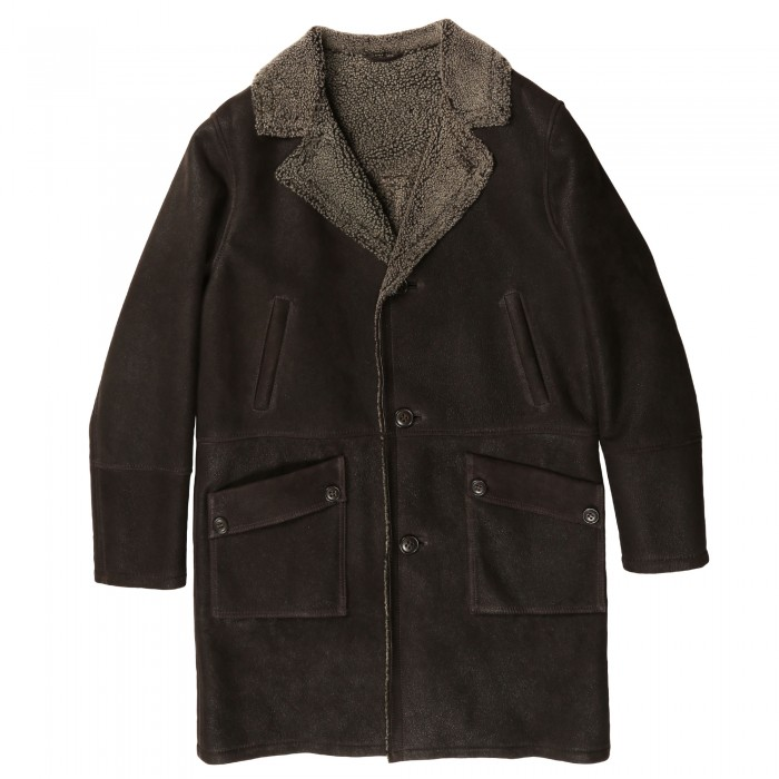Kingston Shearling Coat