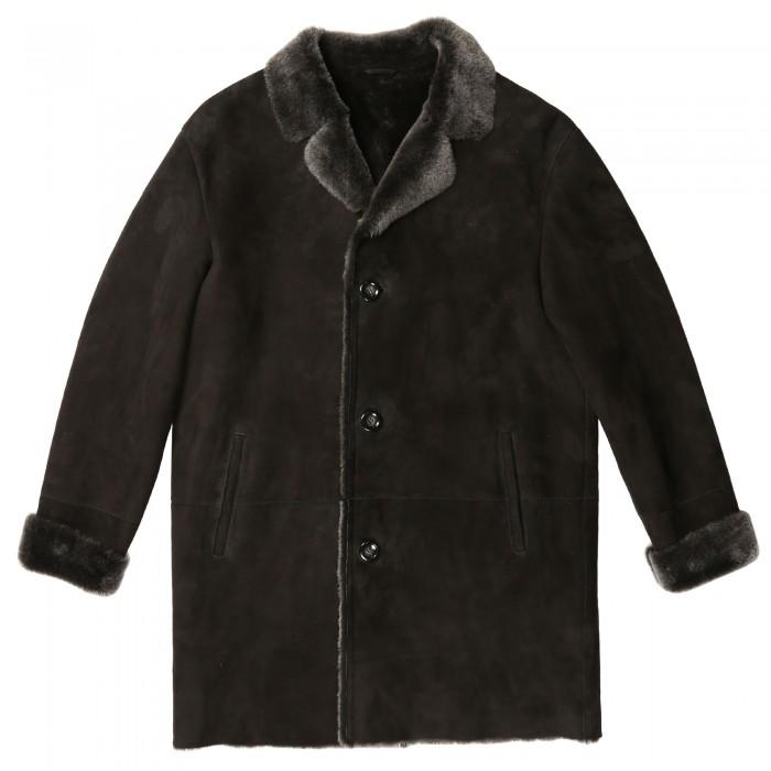 Fitzgerald Shearling Coat (B)