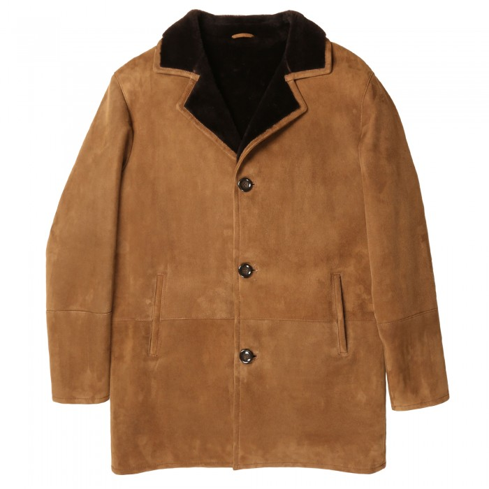 Fitzgerald Shearling Coat (BE)