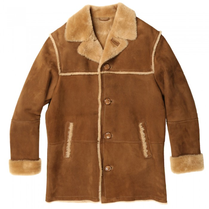 Finnigan Shearling Coat