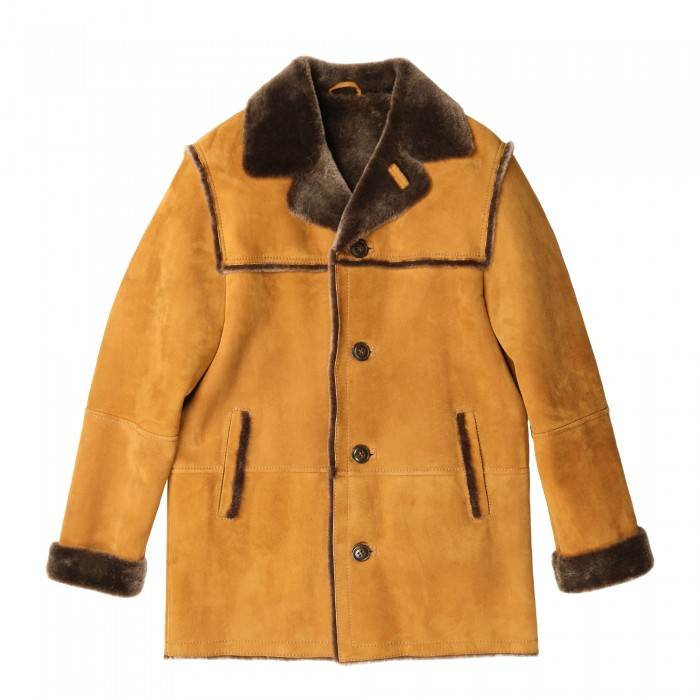 Finnigan Shearling Coat (L)
