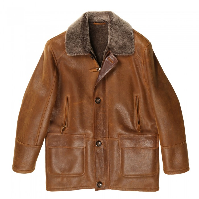 Duncan Shearling Coat