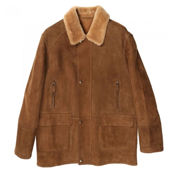 Hess Shearling Coat